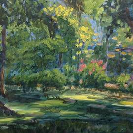 Elena Sokolova - Green summer