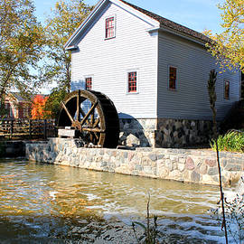 Greenfield Village Stoney Creek Sawmill in Dearborn Michigan - Design Turnpike