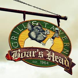 Linda Covino - Grill and Tavern Sign