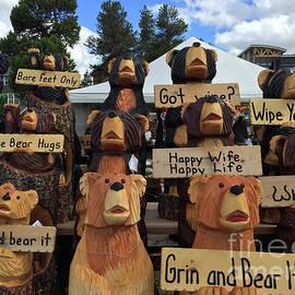 Beth Saffer - Grin and Bear It