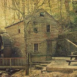 Toni Abdnour - Grist Mill And Threshing Barn 2
