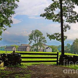 Marcel  J Goetz  Sr - Griswold Farm