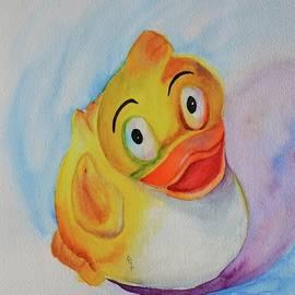 Beverley Harper Tinsley - Groovy Ducky