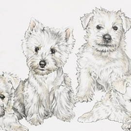 Barbara Keith - Growing Up West Highland White Terrier
