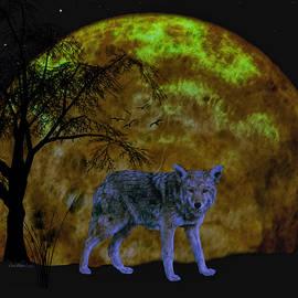 EricaMaxine  Price - Guarding the Moon
