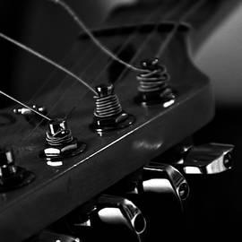 Damijana Cermelj -  Fender stratocaster2