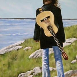 Lillian  Bell - Guitar Girl
