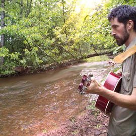 Kendall Tabor - Guitar on the River