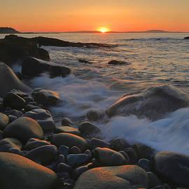 Stephen  Vecchiotti - Gulf Of Maine Sunrise