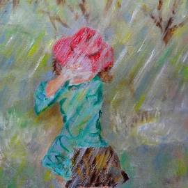 Irina Stroup - Gusty wind and showers