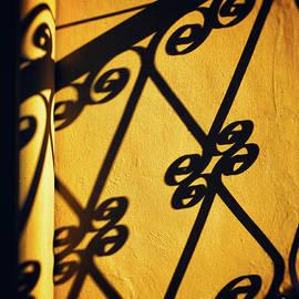 Silvia Ganora - Gutter and ornate shadows