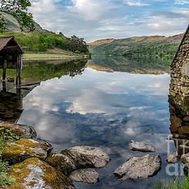 Adrian Evans - Gwynant Lake Boat House
