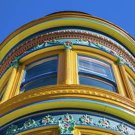 David Smith - Haight Ashbury Painted Victorian