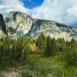 Ben Graham - Half Dome Yosemite 3
