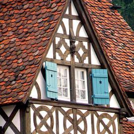 Jean Hall - Half-Timbered House