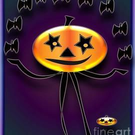 Iris Gelbart - Halloween 2