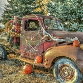 Constance Puttkemery - Halloween - Dodge Truck Style