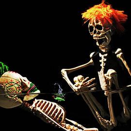 Terril Heilman - Halloween Skeleton Fun