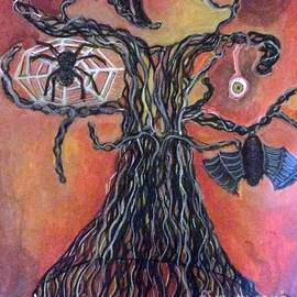 Regina Jeffers - Halloween Tree