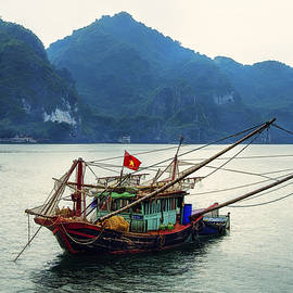 Claude LeTien - Halong Bay 4