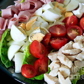 Tracy Hall - Ham Cobb Salad