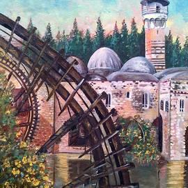 Layla Munla - Hama Old City