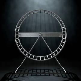 Hamster Wheel Empty - Allan Swart