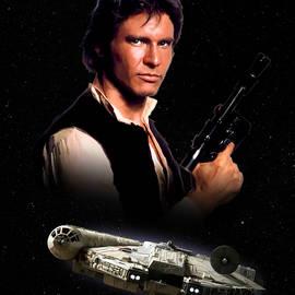 Han Solo - Paul Tagliamonte