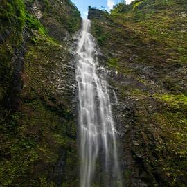 Brian Harig - Hanakapiai Falls 2 - Kalalau Trail Kauai Hawaii