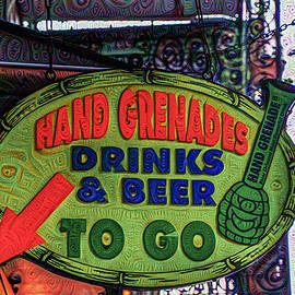Bill Cannon - Hand Grenades Drinks and Beer to Go