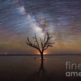 Michael Ver Sprill - Hand Of God Milky Way Star Trail