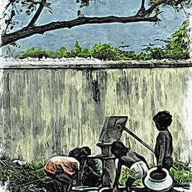 Bliss Of Art - Hand Pump