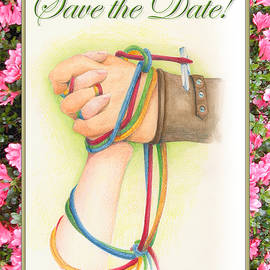 Melissa A Benson - Handfasting Save the Date