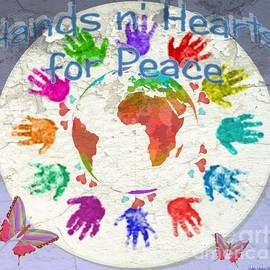 Bobbee Rickard - Hands n Hearts for Peace