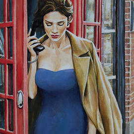 Andy Lloyd - Hanging On The Telephone