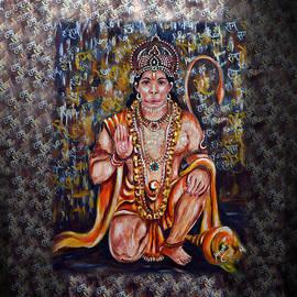 Harsh Malik - Hanuman - Super Hero - Self Less Devotion