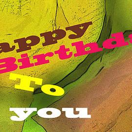 Ian  MacDonald - Happy Birthday In Green