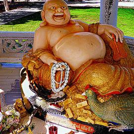 Ian Gledhill - Happy Buddha