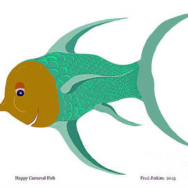 Fred Jinkins - Happy Carnival Fish