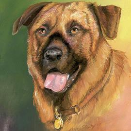 Sherry Shipley - Happy Dog