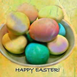 Kathy Barney - Happy Easter Eggs