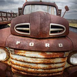 Debra and Dave Vanderlaan - Happy Ford