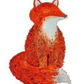Amapola Roja - Happy fox