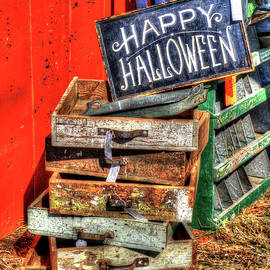 J Laughlin - Happy Halloween