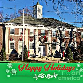 MaryLee Parker - Happy holidays  From Southington,Conn