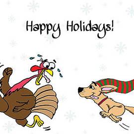 Jolanta De Souza - Happy Holidays