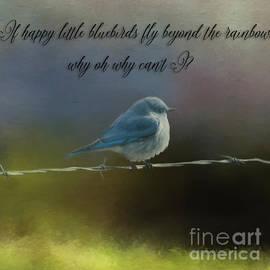 Janice Rae Pariza - Happy Little Bluebird