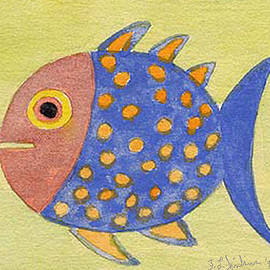 Fred Jinkins - Happy Speckled Fish