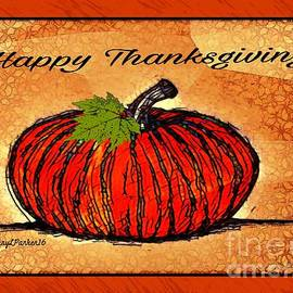MaryLee Parker - Happy Thankgiving