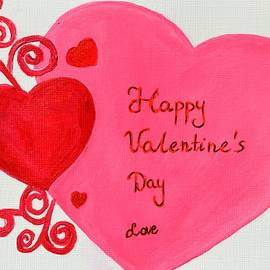 Magdalena Frohnsdorff - Happy Valentine